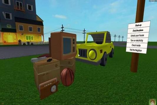 Tutorial Hello Neighbor Alpha 4 screenshot 3