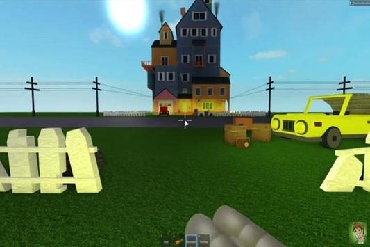 Tutorial Hello Neighbor Alpha 4 screenshot 5