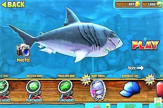 Tutorial Hungry Shark Evolution poster