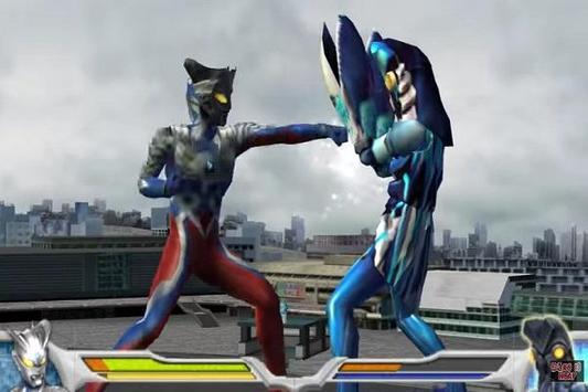 Game Ultraman Zero guide screenshot 1