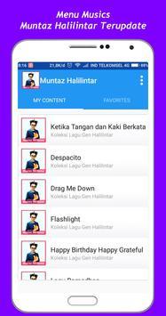 Muntaz Halilintar Song + Lyrics poster