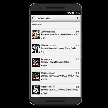 EMINEM - REVIVAL for Android - APK Download
