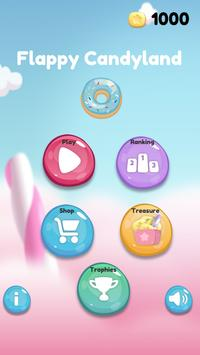 Flappy Candyland screenshot 3