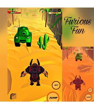 Monster Adventure 3D poster