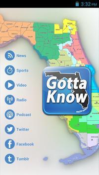 Gotta Know - Florida poster