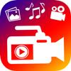 تبدیل عکس و موزیک به فیلم : تصاویر + موسیقی = فيلم icon