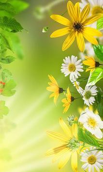 Gentle Flowers Live Wallpaper screenshot 6