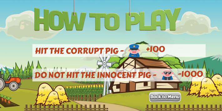 Smack A Pig apk screenshot