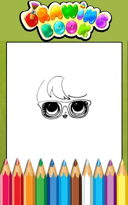 How To Draw LOL Surprise Doll 5 for Android - APK Download