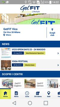 GetFIT Club apk screenshot
