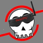 GetFpv - Drone Racings icon