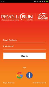 RevoluSun Smart Home screenshot 1