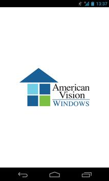 American Vision Windows poster