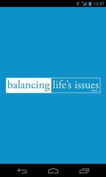 Balancing LI poster