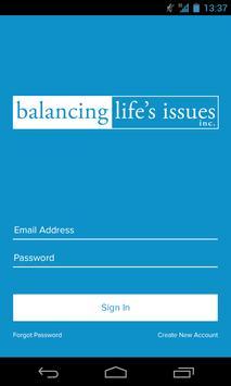 Balancing LI apk screenshot