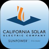 California Solar Electric icon