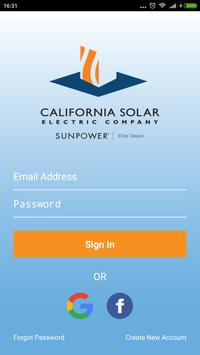 California Solar Electric apk screenshot