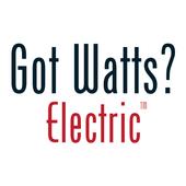 Got Watts? Electric icon