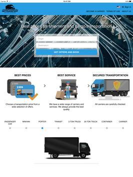 Get Transport apk screenshot