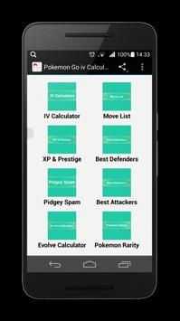 IV Calculator Pokemon Go Game for Android - APK Download