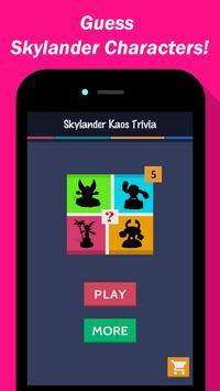 Guess Skylanders Trap Team apk screenshot