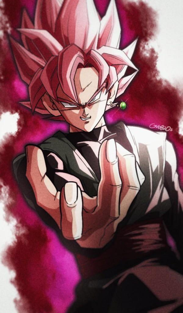Black Goku Rose Wallpaper Hd For Android Apk Download