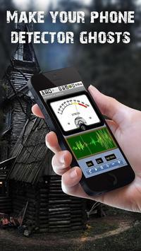 Ghost Detector Camera Pro apk screenshot