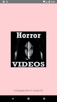 Ghost Horror & Scary VIDEOs poster