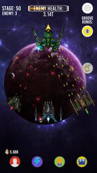 Alien Tap Attack screenshot 1