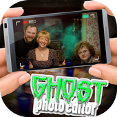 Ghost Photo Editor icon