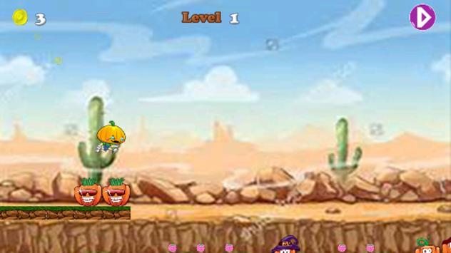 Ghost Pumpkin apk screenshot