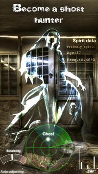 Ghost Radar LEGACY Prank apk screenshot