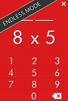 M.U.X - Multiplication poster