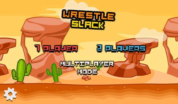 Wrestle Slack poster