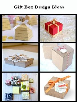 Gift Box Design Ideas poster