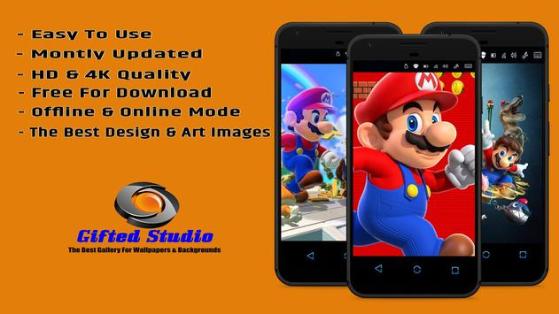 Mario Odyssey Wallpapers For Android Apk Download