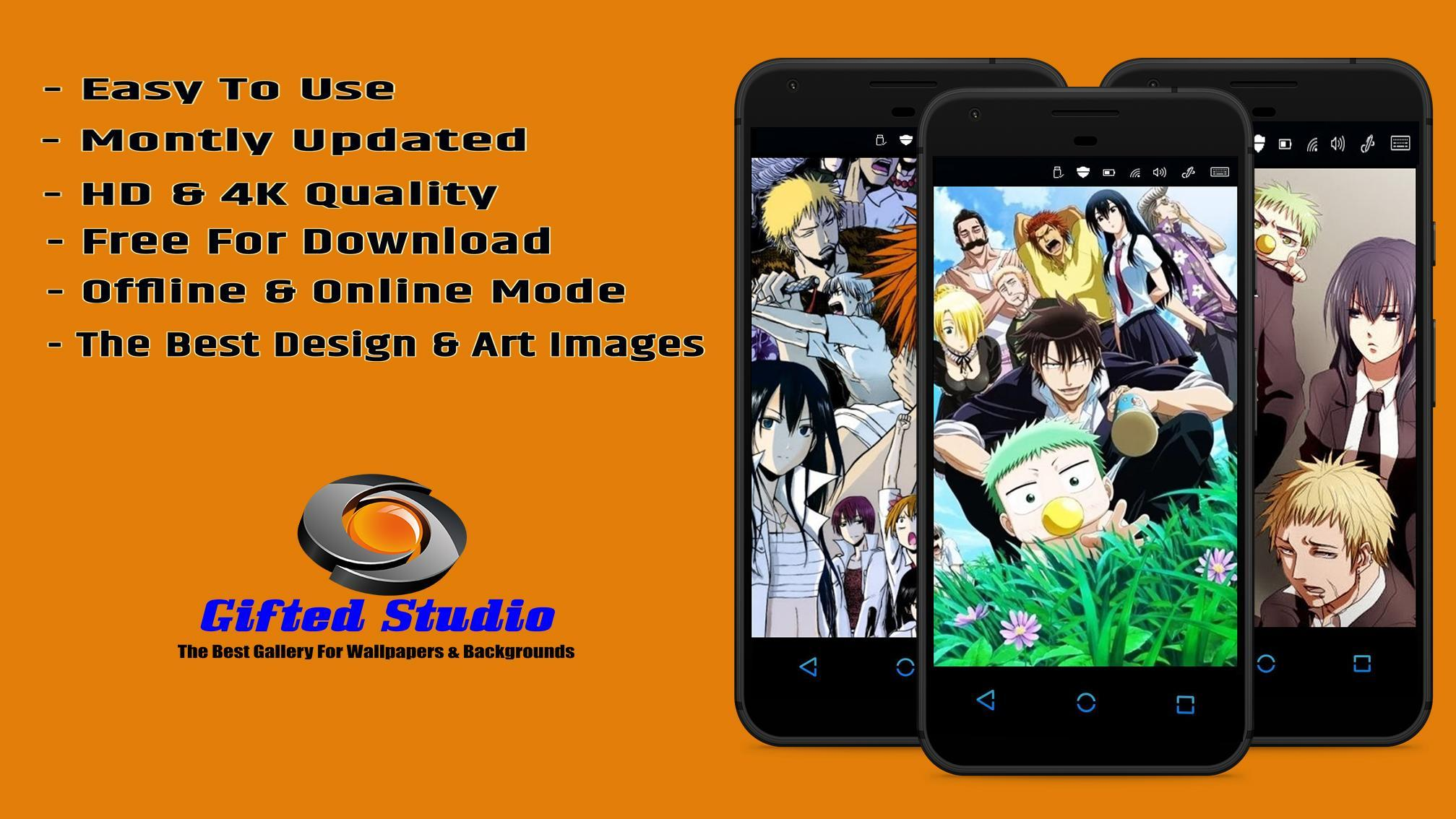 Beelzebub Wallpaper For Android Apk Download