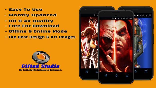 Tekken Wallpaper HD poster
