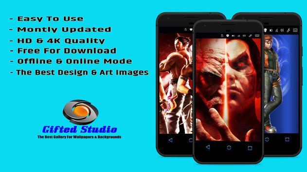 Tekken Wallpaper HD screenshot 1