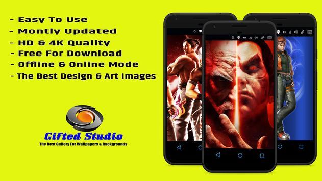 Tekken Wallpaper HD screenshot 2