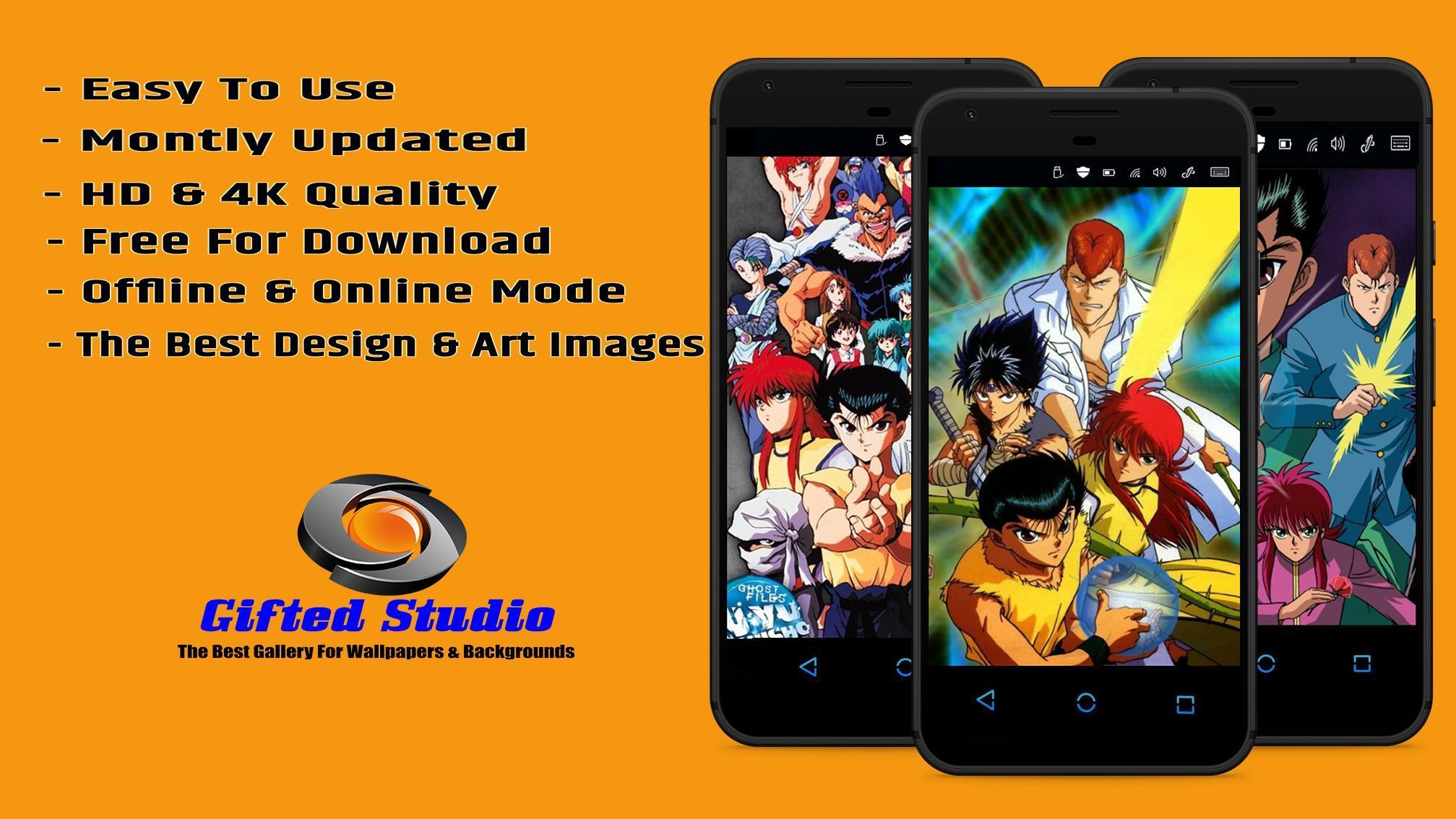 Yu Yu Hakusho Wallpaper For Android Apk Download