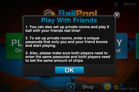 9 Ball Pool screenshot 4