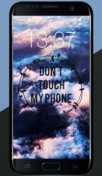 Dont Touch My Phone Adorable Wallpapers Applock For Android Apk