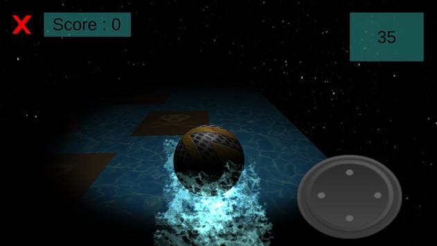 Ball in Space screenshot 3