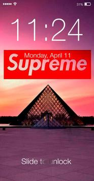 Supreme Lovers Cool Galaxy Wallpapers Lock App For Android