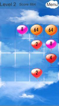 2048 Air Balls screenshot 11