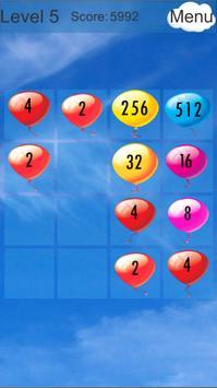 2048 Air Balls screenshot 4