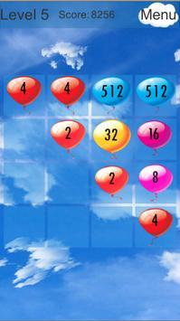 2048 Air Balls screenshot 5