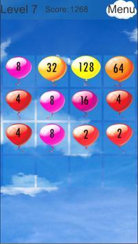 2048 Air Balls screenshot 6