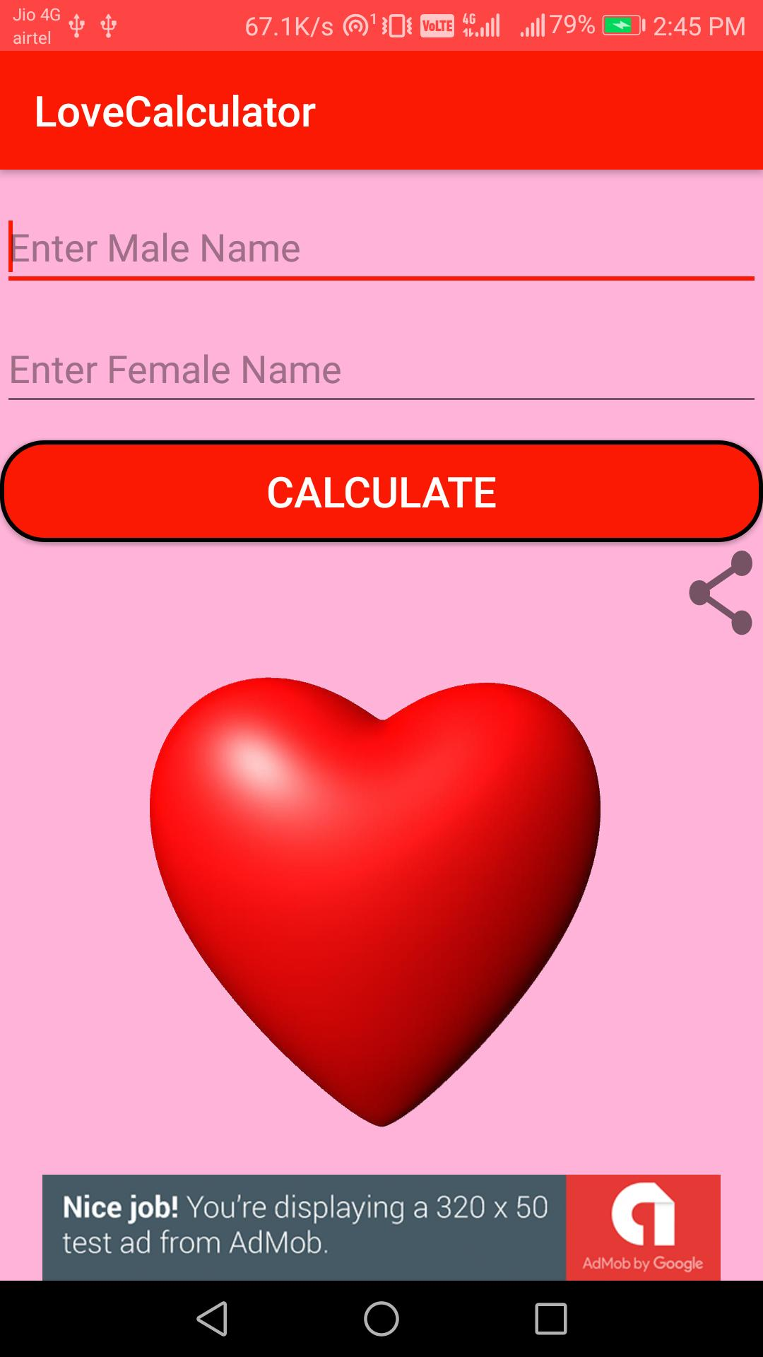 true love name test